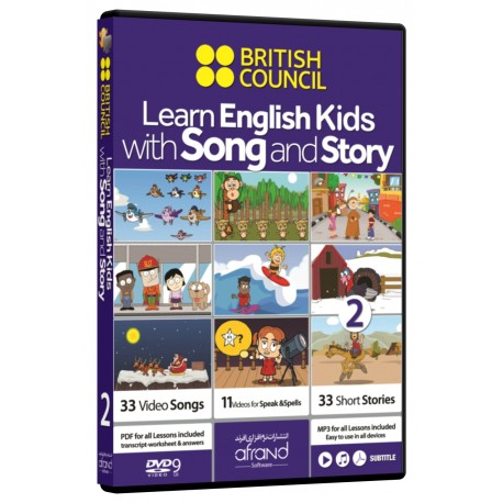BRITISH COUNCIL SONG & STORY